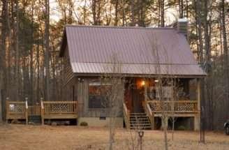 Deer Run Cabin Rental Little River Canyon