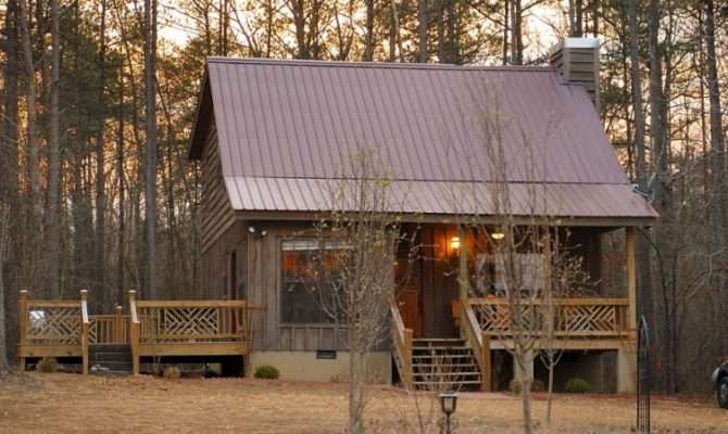 Deer Run Cabin Rental Little River Canyon