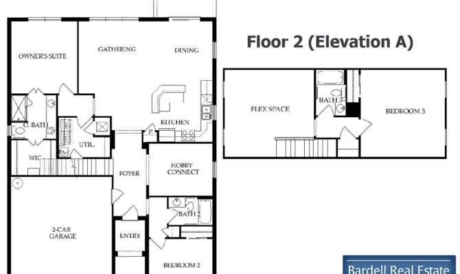 Del Webb Orlando Catalonia Loft Floor Plan