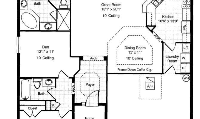 Delasol Floor Plans Naples Single Homes
