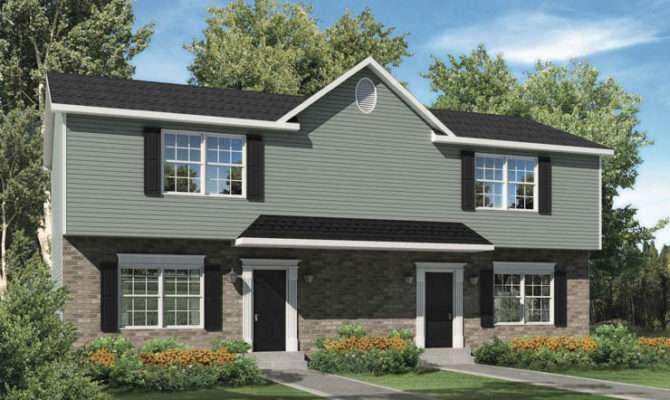Delightful Modular Duplex House Plans Kelsey Bass