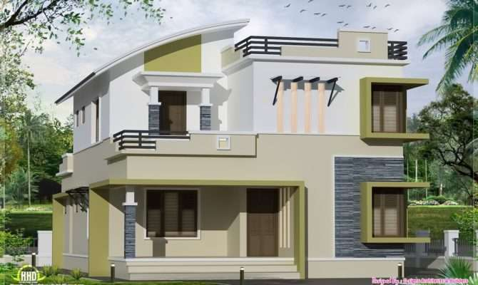 Delightful Two Floor House Design Home Building Plans