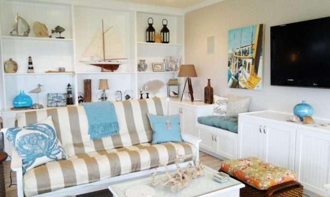 Deliver Contemporary Nautical Take Traditional Coastal Living