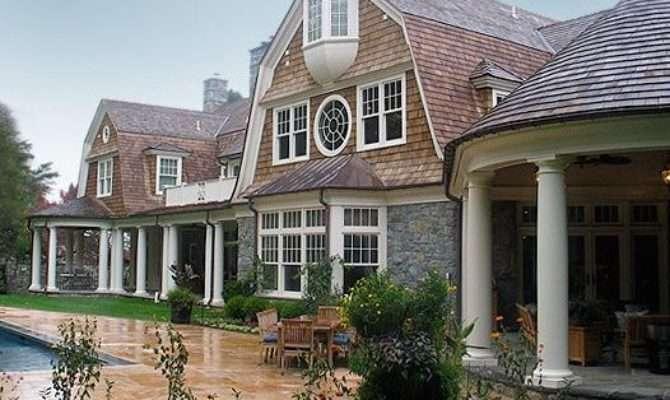 Delorme Designs Gambrel Roofs