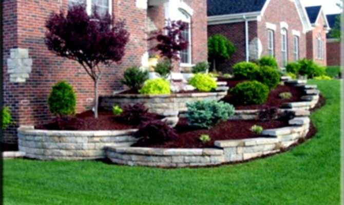 Desert Landscaping Ideas Front Yard Home Decorating