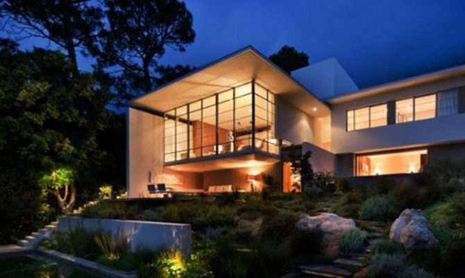 Design Architecture House Home Has Beautiful