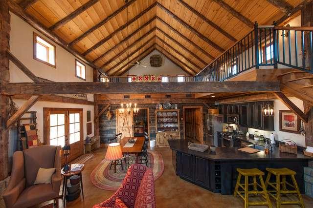 Design Barn Living Quarters Salter Spiral