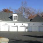 Design Build Garage Addition Potomac Bowa Luxury Home