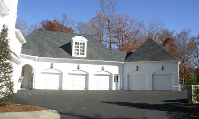 Design Build Garage Addition Potomac Bowa Luxury Home