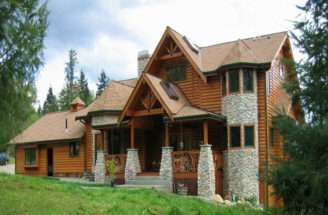 Design Build Log Homes Floor Plans Cabin Home
