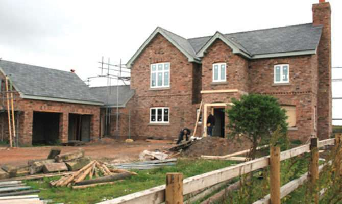 Design Completion Cheshire Farmhouse