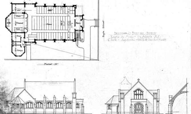 Design Episcopal Church Eagle Market Floor Plan
