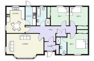 Design Floorplan Large