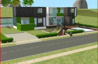 Design Home Sims Hannah