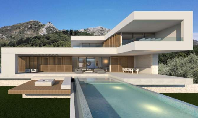 Design Modern Villas