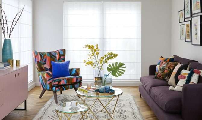 Design Open Plan Living Room Sophie Robinson