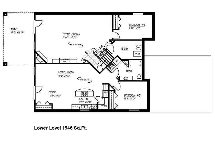 Design Plans Delectable Photos Basement Best House