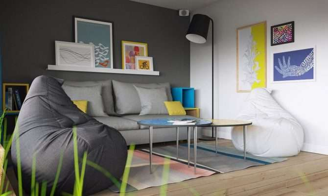 Design Style Inspire Small Urban Apartment
