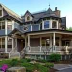 Design Victorian Style Custom Homes Queen Anne House