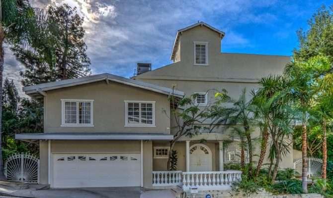 Designer Home Prestigious Hollywood Hills Bedrooms