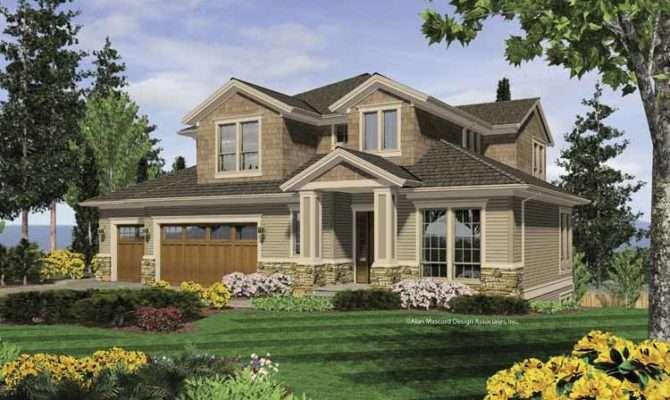 Designs Finished Basement House Plans Hillside Home