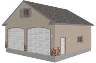 Detached Garage Attached Plans Nidahspa