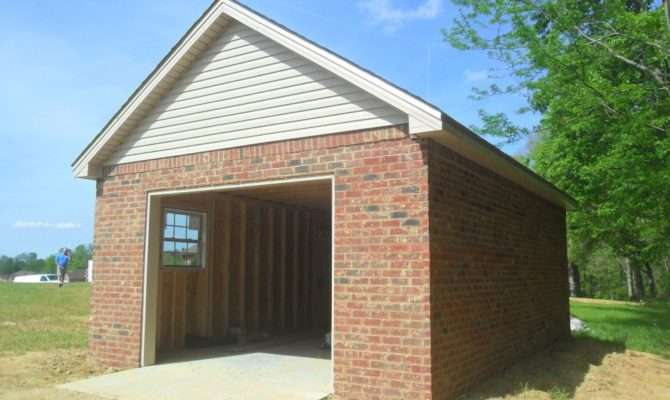 Detached Garage Design Plans