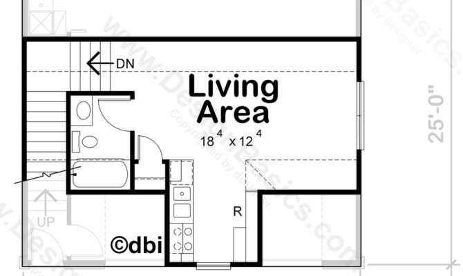 Detached Garage Floor Plans Design Basics