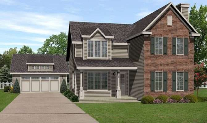 Detached Garage Included Architectural Designs