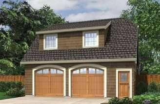 Detached Garage Plans Big