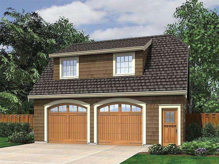 Detached Garage Plans Big