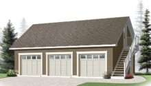 Detached Garage Plans Modern Styles Minimalist