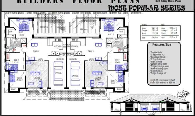Details Duplex Designs Units Bedroom Ideal Real Estate