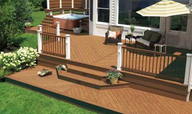 Determine Your Deck Style Hgtv