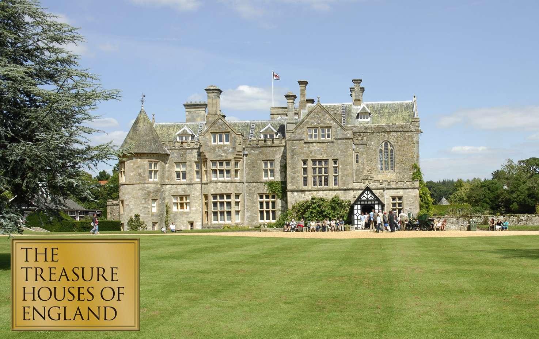 Diamond Jubilee Celebrations Treasure Houses England