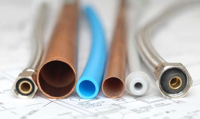 Different Types Plumbing Pipes Len Plumber