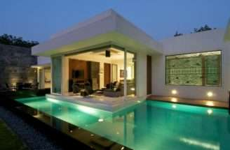 Dinesh Mill Bungalow Design Atelier Dnd Modern Architecture