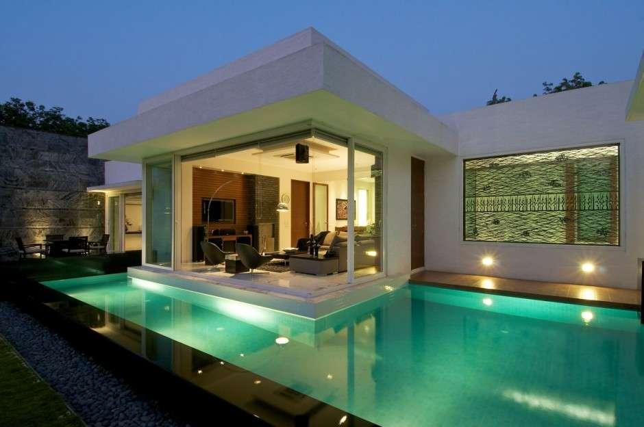 Dinesh Mill Bungalow Design Atelier Dnd Modern Architecture