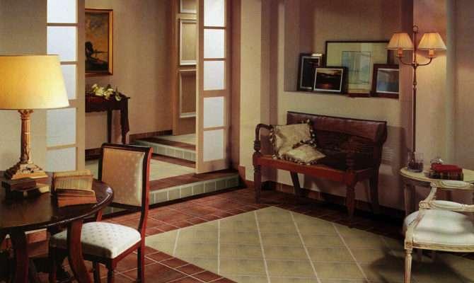 Dining Room Lighting Tiled Floors House