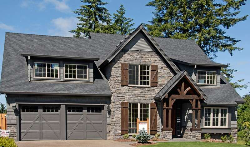 Dinsmore Home Plan European Style Craftsman