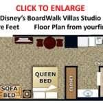 Disney Boardwalk Villas Studio Floor Plan Yourfirstvisit
