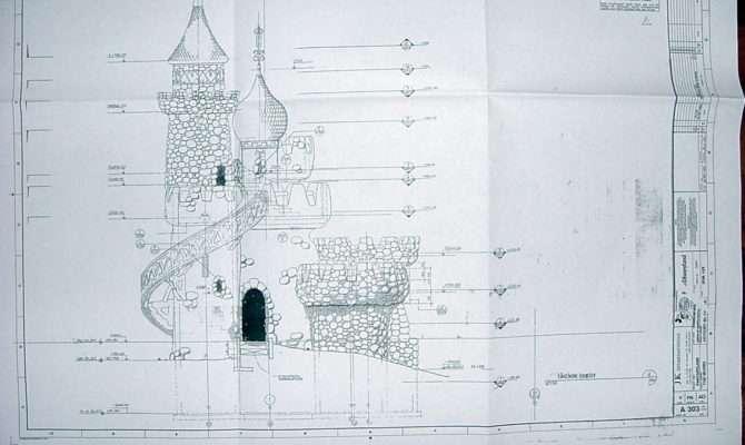 Disneyland Paris Blueprints