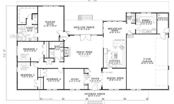 Displaying Dream Home Floor Plans