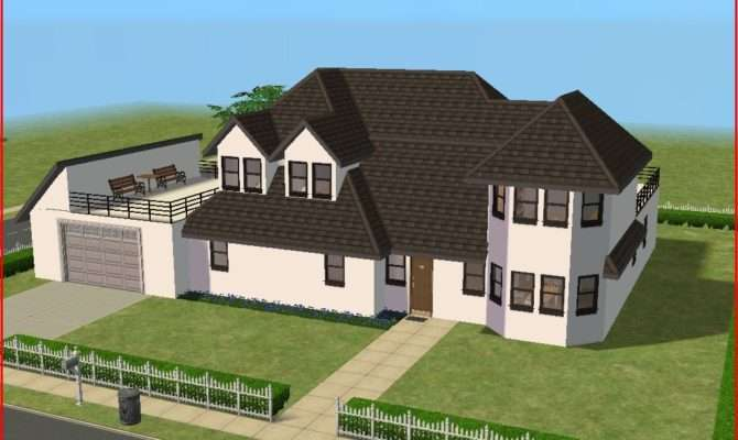 Displaying Sims Houses
