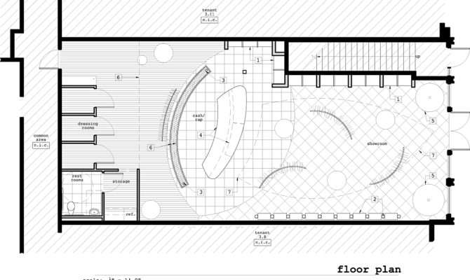 Displaying Store Floor Plan