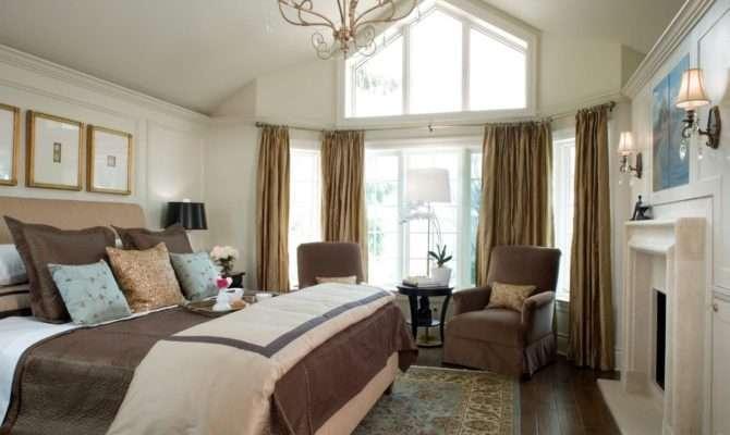Divine Master Bedrooms Candice Olson