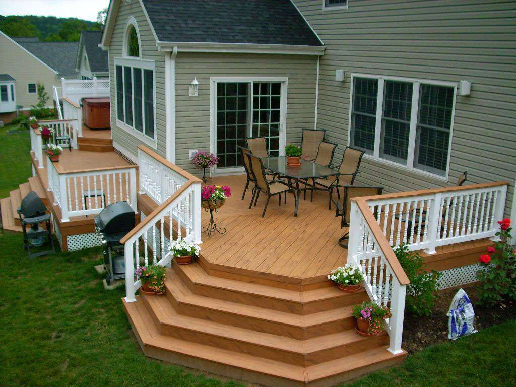 Diy Backyard Deck Designs Pdf Plans Bed Furniture