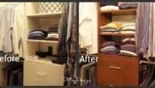 Diy Design Master Bedroom His Hers Closets Revealed