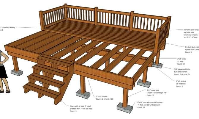 Diy Dilemma Build Your Own Deck Hire Professional