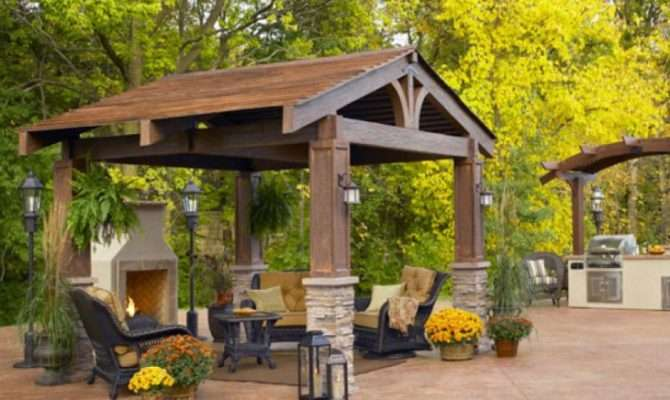 Diy Gazebo Plans Build Your Own Home Interior
